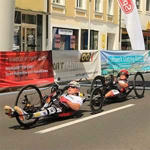 OÖ Paracycling-Tour im Oktober